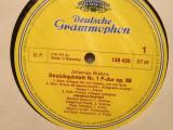 BRAHMS - STRING QUARTETT 1 & 2 (1967/Deutsche Grammophon/RFG) - VINIL/Impecabil, deutsche harmonia mundi