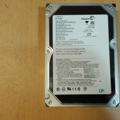 HDD PC Seagate 80 GB IDE - Hard Disk Seagate, 40-99 GB, Rotatii: 7200