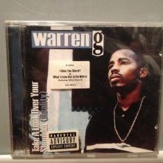 WARREN G - TAKE A LOOK OVER....(1997/DEF JAM/FRANCE ) - CD ORIGINAL/ Sigilat/Nou - Muzica Hip Hop universal records