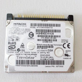 "38.HDD Laptop 2.5"" MINI IDE 40 GB Hitachi Travelstar 4200 RPM 2 MB - Lenovo X41, 41-80 GB"