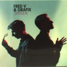 Fred V & Grafix - Oxygen ( 1 CD ) - Muzica Drum and Bass