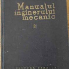 Manualul Inginerului Mecanic Vol.2 Organe De Masini - Colectiv, 396456