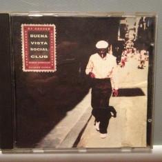 BUENA VISTA SOCIAL CLUB - COMPAY SEGUNDO (2004/WORLD CIRCUIT/UK) - CD ORIGINAL - Muzica Latino sony music