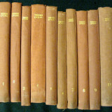 Turgheniev, Opere-10 volume, 1954-1962