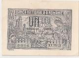 ROMANIA 1 LEU 1915 XF