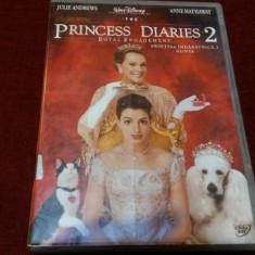 FILM DVD  PRINCESS DIARIES 2, Romana