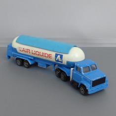 Camion Cisterna L'Air Liquide, Majorette - Macheta auto