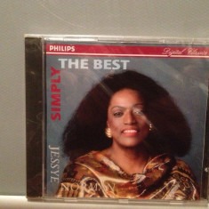 JESSYE NORMAN - SIMPLY THE BEST(1988/PHILIPS/GERMANY) - CD ORIGINAL/ Sigilat/Nou - Muzica Clasica universal records
