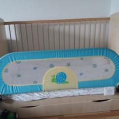 Pat lemn bebe Baby Design - Patut lemn pentru bebelusi Baby Design, 140x70cm, Crem