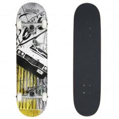 Skateboard Area Basement 31x8''
