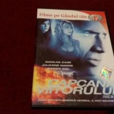 FILM DVD CAPCANA VIITORULUI - Film SF, Romana