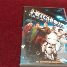 FILM DVD HITCHHIKER'S - Film SF, Romana
