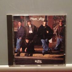 New Kids On The Block - HITS (1991/COLUMBIA REC/AUSTRIA) - CD ORIGINAL - Muzica Pop