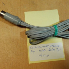 Cablu Midi Mama 5p - Midi Tata 3p 1, 4 m