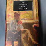 Mite. Balauca - Eugen Lovinescu, Litera