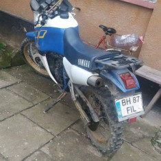 Yamaha Tenere - Motocicleta Yamaha