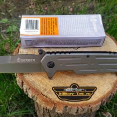 Briceag Gerber. Cutit. Full metal - Briceag/Cutit vanatoare