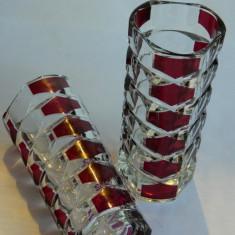 Doua vaze sticla - pereche - Vaza sticla
