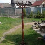 Cuier de lemn 190 cm inaltime . - Cuier hol