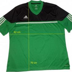 Tricou sport ADIDAS ClimaLite, calitativ (2XL) cod-445047 - Tricou barbati Adidas, Marime: XXL, Culoare: Din imagine, Maneca scurta