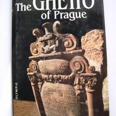 Ghetoul  din  Praga  - The Ghetto of Prague.  Album  format mare, full color