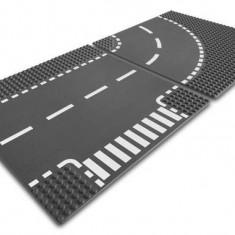 Curba si intersectie (7281) - LEGO Classic