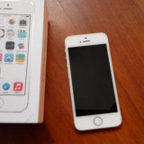 iPhone 5S Apple 16gb gold neverlocked, Auriu, Neblocat