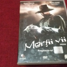 FILM DVD  MORTII VII, Romana
