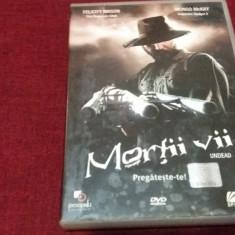 FILM DVD MORTII VII - Film thriller, Romana