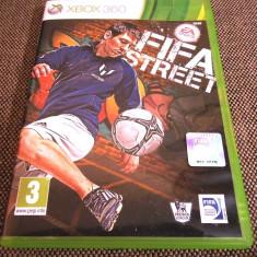 Joc Fifa Street, XBOX360, original, alte sute de jocuri! - Jocuri Xbox 360, Sporturi, 3+, Multiplayer
