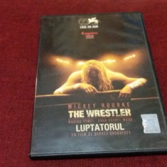 FILM DVD THE WRESTLER - Film thriller, Romana