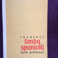 Invatati Limba Spaniola Fara Profesor - Curs Limba Spaniola