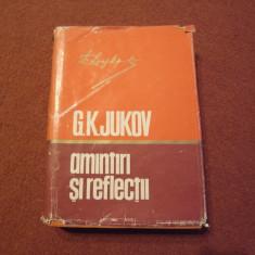 Maresalul Jukov - Amintiri si reflectii