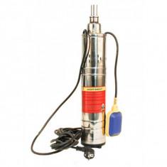 "Pompa apa submersibila QGD cu plutitor Micul Fermier, 1,1kw, 120m, 1"""