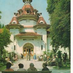 CPI (B8553) CARTE POSTALA - BAILE GOVORA. PAVILION BALNEAR - Carte Postala Oltenia dupa 1918, Circulata, Fotografie