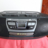 JVC RC-QW35 CD RADIO CASETOFON