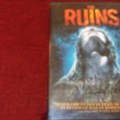 FILM DVD  THE RUINS, Romana