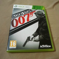 007 Blood Stone, xbox360, alte sute de jocuri! - Jocuri Xbox 360, Shooting, 16+, Single player