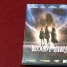 FILM DVD BLOODY MARY - Film thriller, Romana