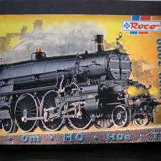 Catalog de trenulete, machete, modelism feroviar Roco - Macheta Feroviara, HO, Altele