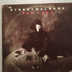 STREETWALKERS (Roger Chapman) - RED CARD (1976/PHONOGRAM/USA) - Vinil/Vinyl/ROCK - Muzica Rock universal records