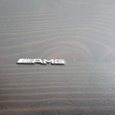 Emblema AMG volan - Embleme auto, Mercedes-benz