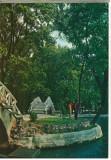 CPI (B8545) CARTE POSTALA - BOTOSANI. VEDERE DIN PARCUL MIHAI EMINESCU, Circulata, Fotografie