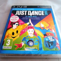 Joc Move Just Dance 2015, PS3, original si sigilat, alte sute de jocuri! - Jocuri PS3 Sony, Simulatoare, 3+, Single player