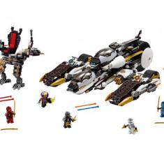Avion invizibil pentru incursiuni (70595) - LEGO Ninjago