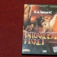 FILM DVD INTOARCEREA FIAREI - Film thriller, Romana