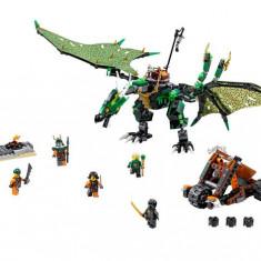 Dragonul verde NRG (70593) - LEGO Ninjago