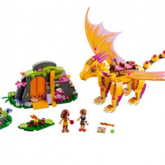 Pestera dragonului de foc (41175) - LEGO Elves