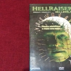 FILM DVD HELLRAISER - Film thriller, Romana