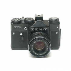 Zenit TTL+ Helios44m-5 - Stare perfecta!